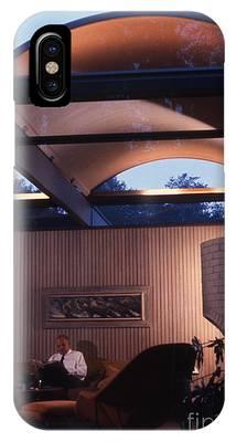 Futurism Architecture Phone Cases