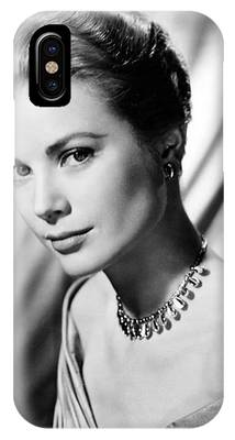 Grace Kelly IPhone Cases
