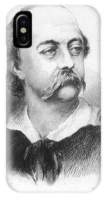 Gustave Flaubert Phone Cases