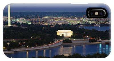 Lincoln Memorial iPhone Cases