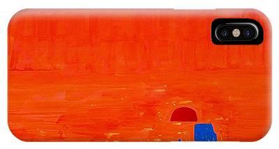 Monument Valley Original Painting IPhone Case