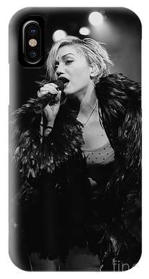 Gwen Stefani IPhone Cases