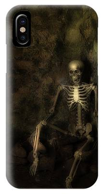 Skeletons Phone Cases