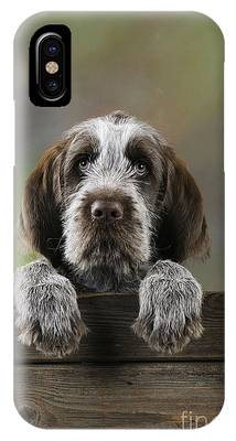 Spinone Phone Cases