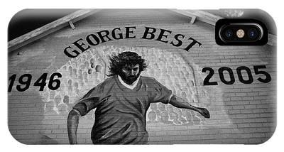 George Best Phone Cases