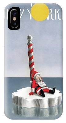 Claus Phone Cases