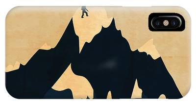 Mountain Trail Phone Cases