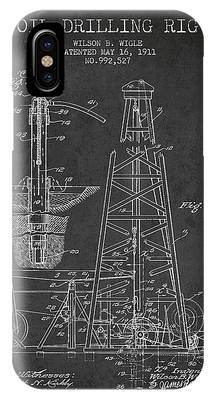Drilling Rig Phone Cases