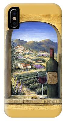 Provence Village iPhone Cases