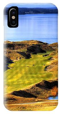 10th Hole At Chambers Bay IPhone Case