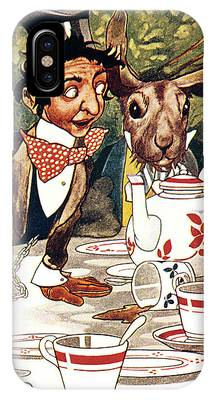 March Hare Phone Cases