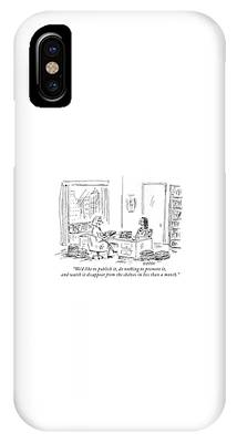 Publishing Phone Cases
