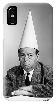 Dunce Caps Phone Cases
