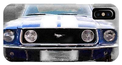 Ford Mustang Phone Cases