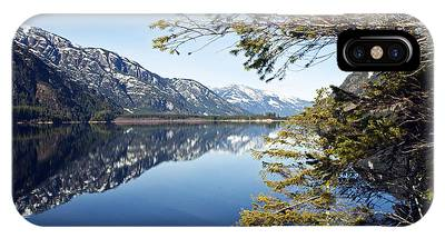 Buttle Lake IPhone Case