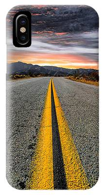 Landscape Photographs iPhone X Cases