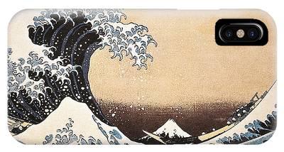 Hokusai Phone Cases