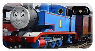 Thomas The Engine IPhone Case