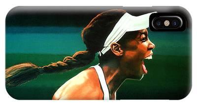Venus Williams iPhone Cases