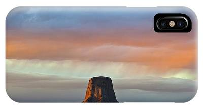 Devils Tower Phone Cases