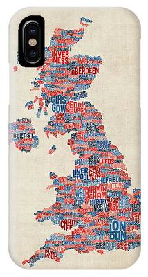 Wales Phone Cases