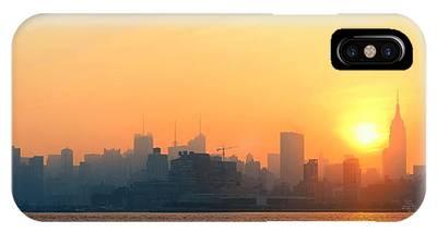 New York City Skyscrapers IPhone Case