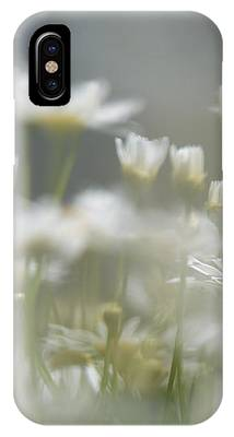 Daisies IPhone Case by Michael Goyberg