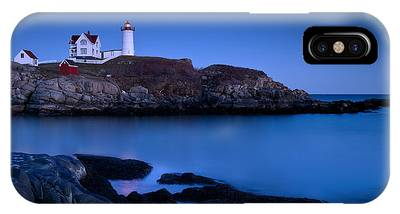 New England Coast iPhone Cases