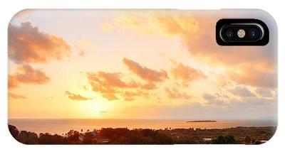 San Juan Sunrise IPhone Case