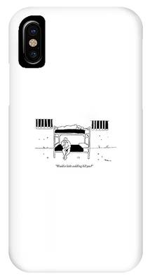 Prison Cell Phone Cases