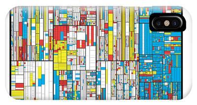 Data Visualization Phone Cases