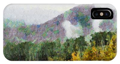 Araluen Valley Views IPhone Case