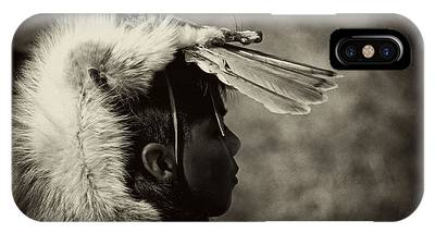 4 - Feathers IPhone Case