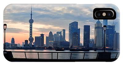Shanghai Morning IPhone Case