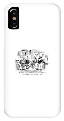 Kidnap Phone Cases