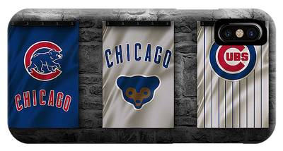 Chicago Cubs Phone Cases
