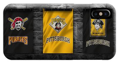 Pittsburgh Pirates Phone Cases