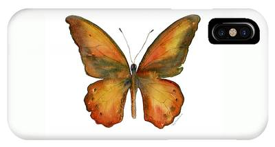 85 Lydius Butterfly IPhone Case