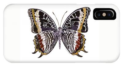 88 Castor Butterfly IPhone Case