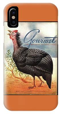 A Bellowing Turkey IPhone Case