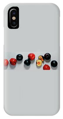 A Bunch Of Plums IPhone Case