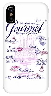 A Calligraphy Illustration Celebrating Sixty IPhone Case