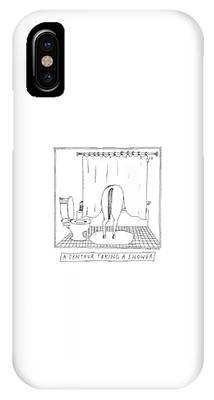 Centaur Phone Cases