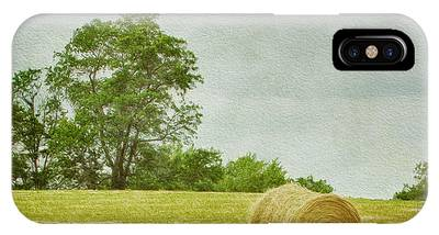 A Day At The Farm IPhone Case