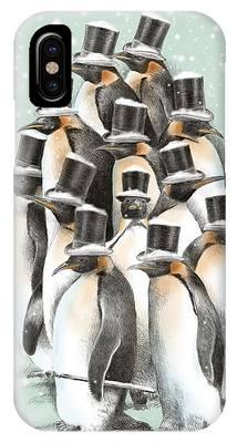 Penguin Phone Cases