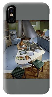 A Kitchen Designed By Ralph & Jane Bonnell IPhone Case