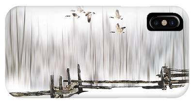 A Little Winter Magic IPhone Case