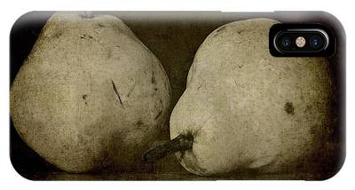 IPhone Case featuring the photograph A Pair Of Pears by Patricia Strand