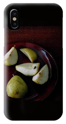 A Plate Of Pears IPhone Case