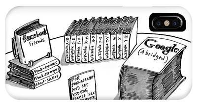 Encyclopedia Phone Cases